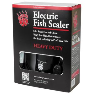 Electric Fish Scalers & Cables